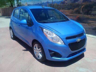 2013 Chevrolet Spark for sale at Dreamline Motors in Coolidge AZ