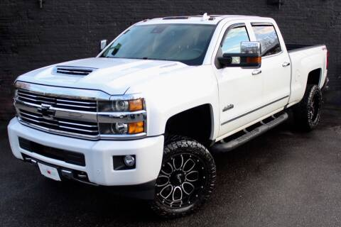 2017 Chevrolet Silverado 2500HD for sale at Kings Point Auto in Great Neck NY