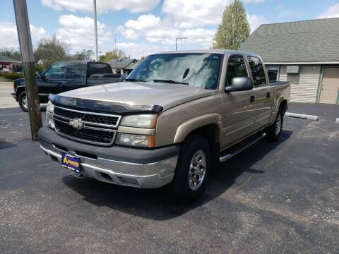 2006 Chevrolet Silverado 1500 for sale at Advantage Auto Sales & Imports Inc in Loves Park IL