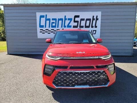 2022 Kia Soul for sale at Chantz Scott Kia in Kingsport TN