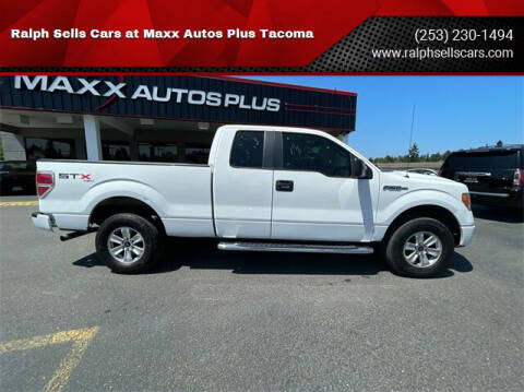 2013 Ford F-150 for sale at Ralph Sells Cars at Maxx Autos Plus Tacoma in Tacoma WA