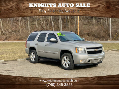 2008 Chevrolet Tahoe for sale at Knights Auto Sale in Newark OH