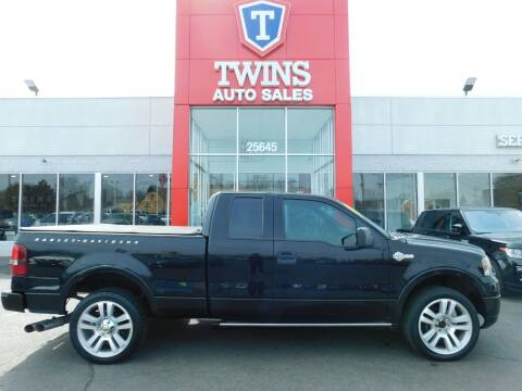 2006 Ford F-150 for sale at Twins Auto Sales Inc Redford 1 in Redford MI