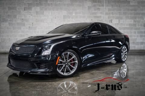 2016 Cadillac ATS-V for sale at J-Rus Inc. in Macomb MI