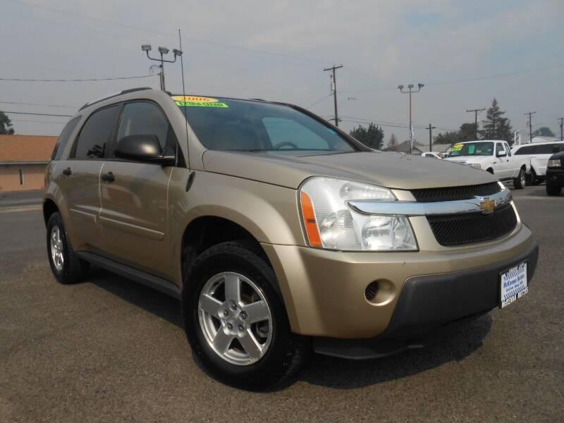 2006 Chevrolet Equinox for sale at McKenna Motors in Union Gap WA