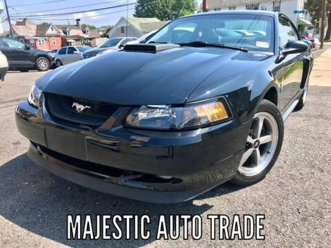 2003 Ford Mustang for sale at Majestic Auto Trade in Easton PA