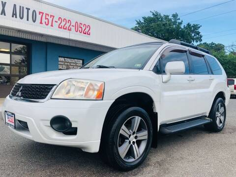 2010 Mitsubishi Endeavor for sale at Trimax Auto Group in Norfolk VA