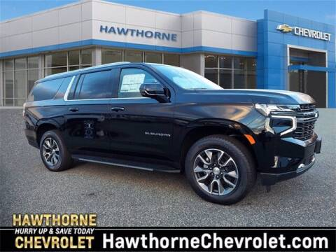 2021 Chevrolet Suburban for sale at Hawthorne Chevrolet in Hawthorne NJ