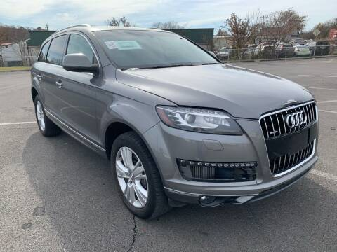 2010 Audi Q7 for sale at Diana Rico LLC in Dalton GA