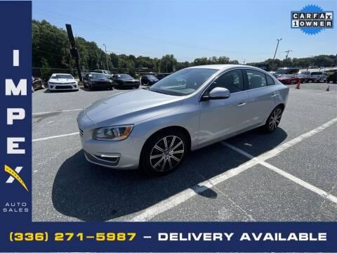 2018 Volvo S60 for sale at Impex Auto Sales in Greensboro NC