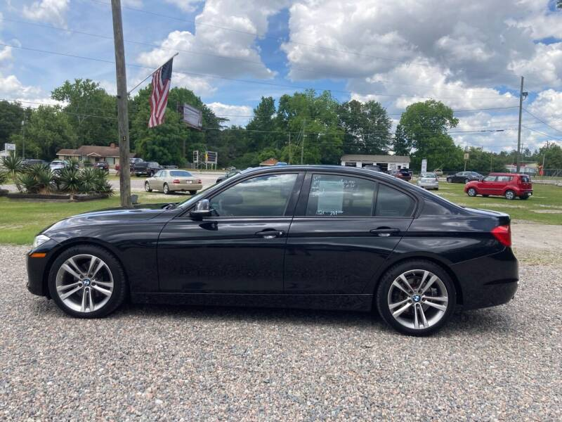 2012 BMW 3 Series for sale at Joye & Company INC, in Augusta GA