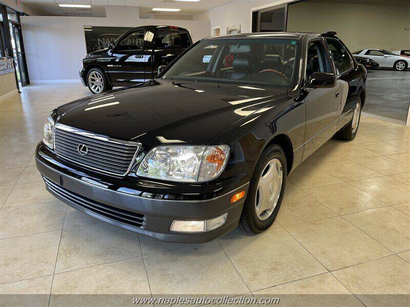1999 Lexus LS 400 for sale in Fort Myers, FL