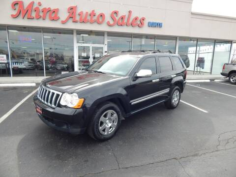 2010 Jeep Grand Cherokee for sale at Mira Auto Sales in Dayton OH