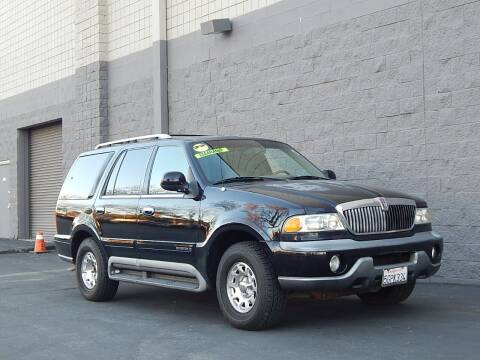 1998 Lincoln Navigator for sale at Gilroy Motorsports in Gilroy CA