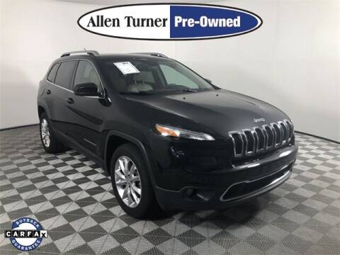 2015 Jeep Cherokee for sale at Allen Turner Hyundai in Pensacola FL