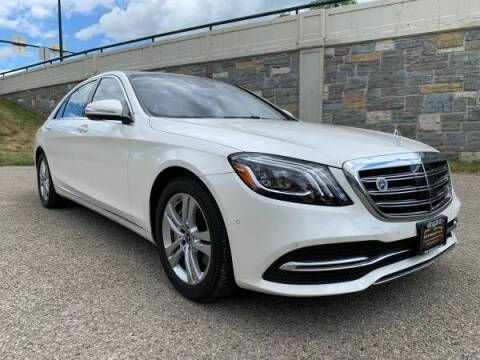 2018 Mercedes-Benz S-Class for sale at Auto Gallery LLC in Burlington WI
