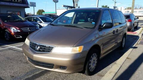 2003 Honda Odyssey for sale at Millennium Auto Group in Lodi NJ