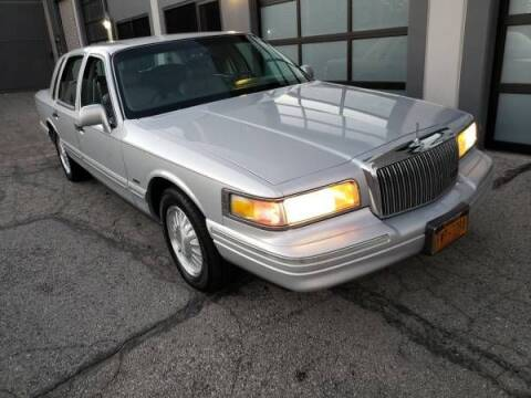 1997 Lincoln Continental for sale at Classic Car Deals in Cadillac MI