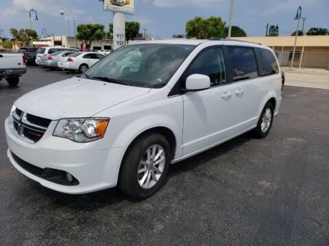 2018 Dodge Grand Caravan for sale at KK Car Co Inc in Lake Worth FL