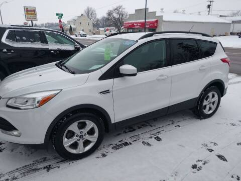 2016 Ford Escape for sale at Economy Motors in Muncie IN