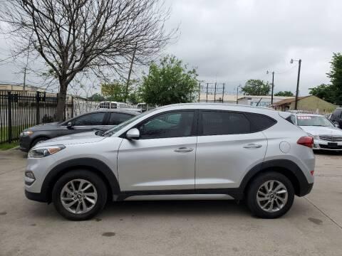 2017 Hyundai Tucson for sale at Star Autogroup, LLC in Grand Prairie TX