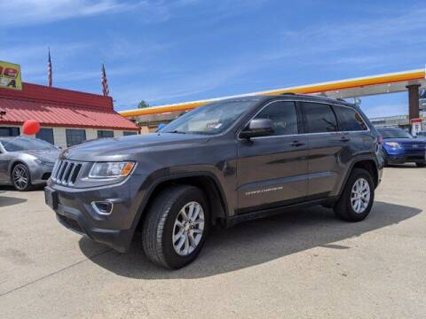 2016 Jeep Grand Cherokee for sale at CarZoneUSA in West Monroe LA