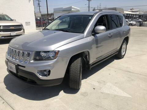 2017 Jeep Compass for sale at Hunter's Auto Inc in North Hollywood CA