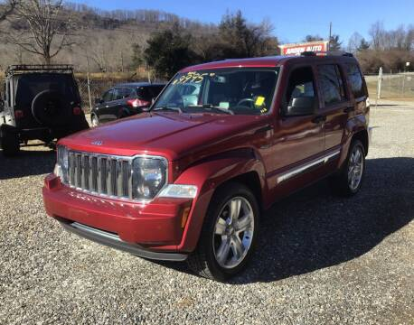 2012 Jeep Liberty for sale at Arden Auto Outlet in Arden NC