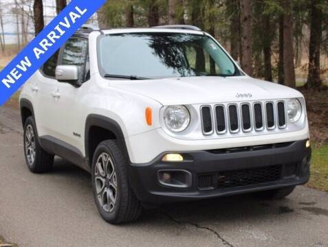 2016 Jeep Renegade for sale at Street Track n Trail - Vehicles in Conneaut Lake PA