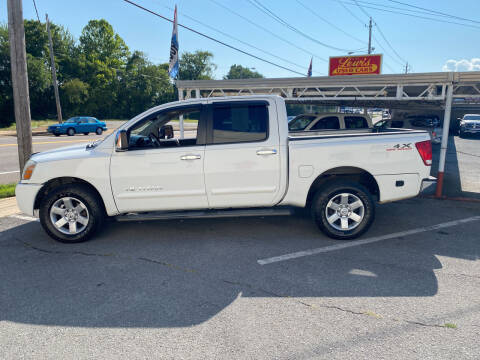 2005 Nissan Titan for sale at Lewis Used Cars in Elizabethton TN
