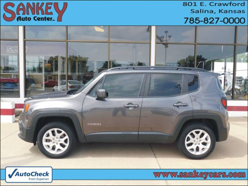 2017 Jeep Renegade for sale at Sankey Auto Center, Inc in Salina KS