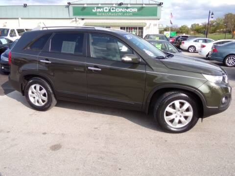 2012 Kia Sorento for sale at Jim O'Connor Select Auto in Oconomowoc WI