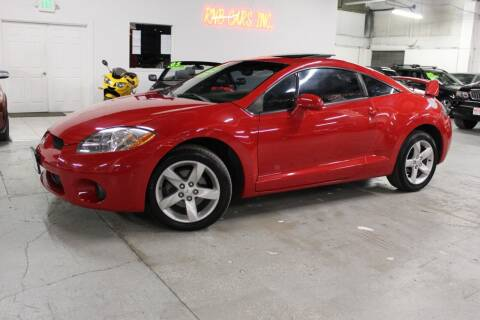 2007 Mitsubishi Eclipse for sale at R n B Cars Inc. in Denver CO