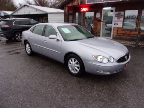 2006 Buick LaCrosse for sale at LEE AUTO SALES in McAlester OK