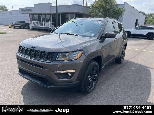 2018 Jeep Compass for sale in Livonia, MI