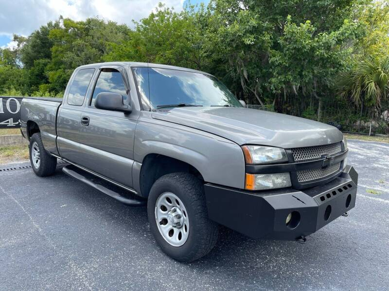 2007 Chevrolet Silverado 1500 Classic for sale at Perfection Motors in Orlando FL