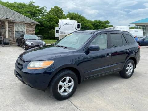 2008 Hyundai Santa Fe for sale at Autoway Auto Center in Sevierville TN