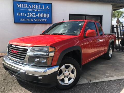 2012 GMC Canyon for sale at Mirabella Motors in Tampa FL