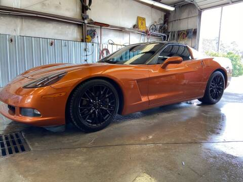2007 Chevrolet Corvette for sale at Vanns Auto Sales in Goldsboro NC