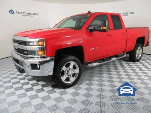 2017 Chevrolet Silverado 2500HD for sale at MyAutoJack.com @ Auto House in Tempe AZ
