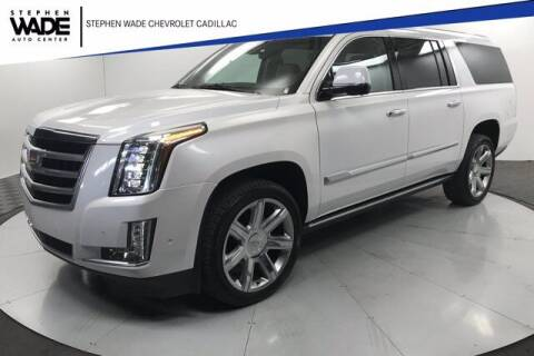 2019 Cadillac Escalade ESV for sale at Stephen Wade Pre-Owned Supercenter in Saint George UT