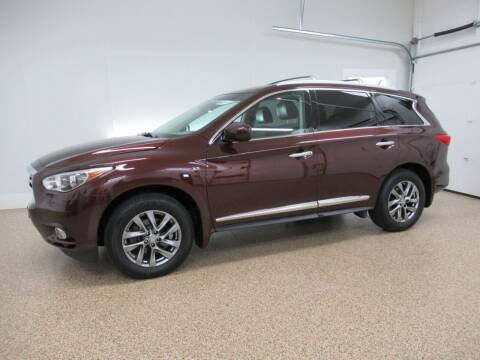 2014 Infiniti QX60 for sale at HTS Auto Sales in Hudsonville MI