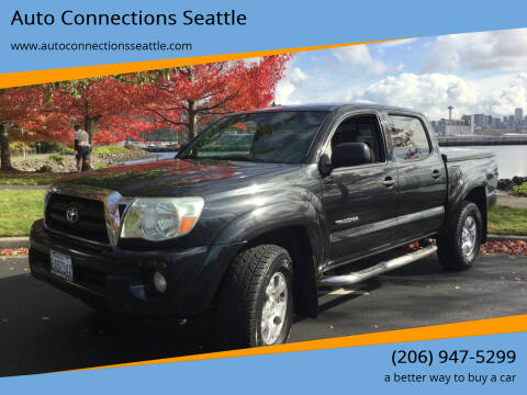2005 Toyota Tacoma for sale at Auto Connections Seattle in Seattle WA