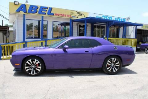 2010 Dodge Challenger for sale at Abel Motors, Inc. in Conroe TX