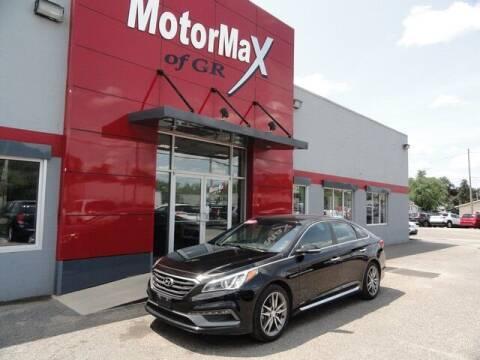 2015 Hyundai Sonata for sale at MotorMax of GR in Grandville MI