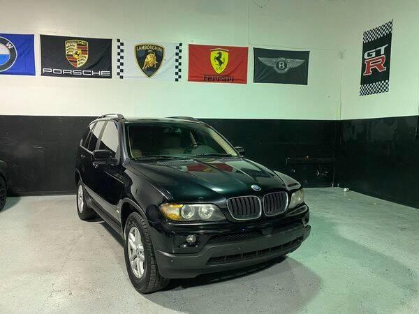 2005 BMW X5 for sale at LG Auto Sales in Rancho Cordova CA