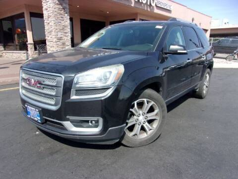 2013 GMC Acadia for sale at Lakeside Auto Brokers in Colorado Springs CO