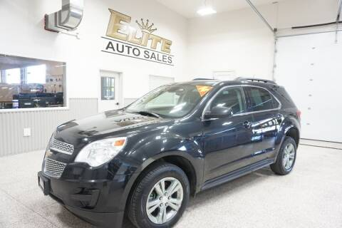 2014 Chevrolet Equinox for sale at Elite Auto Sales in Ammon ID