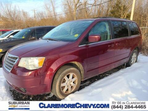 2008 Chrysler Town and Country for sale at Suburban Chevrolet in Claremore OK