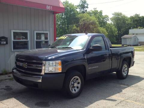 2008 Chevrolet Silverado 1500 for sale at Midwest Auto & Truck 2 LLC in Mansfield OH